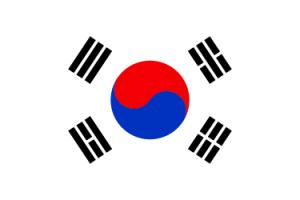 大韓民国国旗